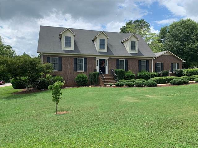 601 Regency Circle, Anderson, SC 29625 (MLS #20240859) :: The Powell Group