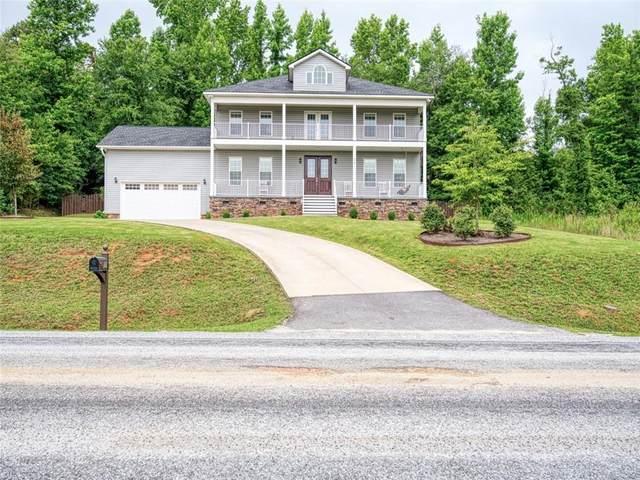 579 Issaqueena Trail, Clemson, SC 29631 (MLS #20240873) :: Tri-County Properties at KW Lake Region