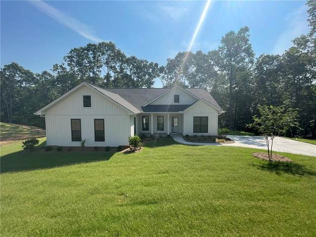806 Brock Street, Central, SC 29630 (MLS #20240893) :: The Powell Group
