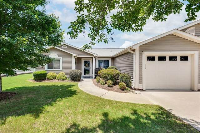 7 Lake Summit Drive, Greenville, SC 29615 (MLS #20240908) :: The Powell Group