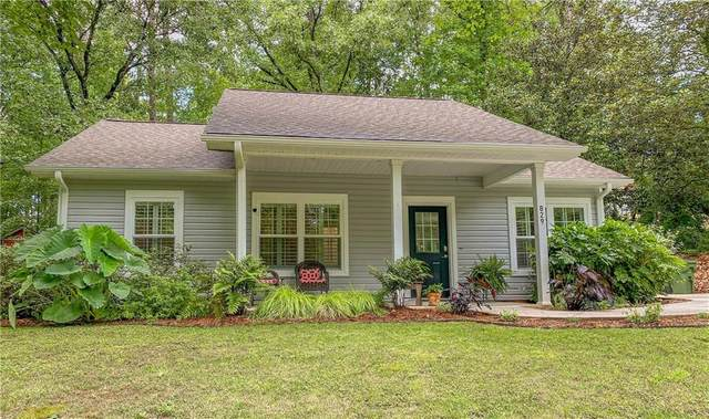829 N Andover Drive, Walhalla, SC 29691 (MLS #20240911) :: The Powell Group