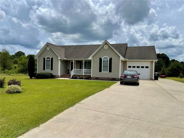 108 Canvas Back Court, Anderson, SC 29626 (MLS #20240923) :: The Powell Group