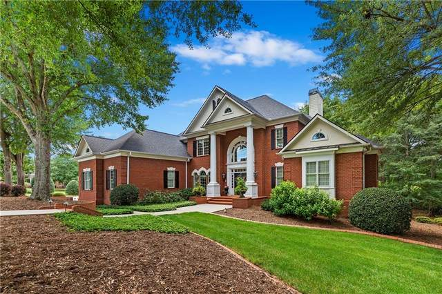107 Loudwater Drive, Anderson, SC 29621 (MLS #20240996) :: The Powell Group