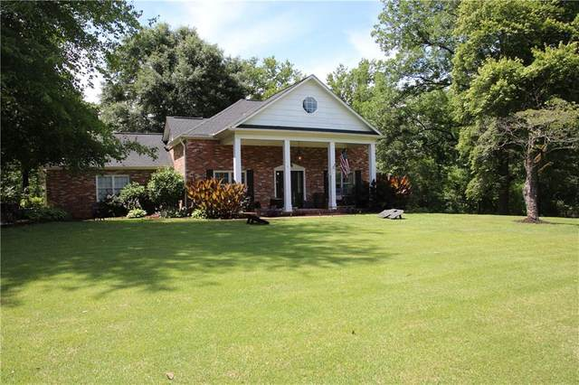 3644/3805 Walhalla Highway, Six Mile, SC 29682 (MLS #20241014) :: The Powell Group