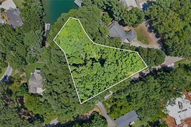 000 Luther Land Rd/ Lot 5 Petty Cove, Seneca, SC 29672 (MLS #20241025) :: The Powell Group