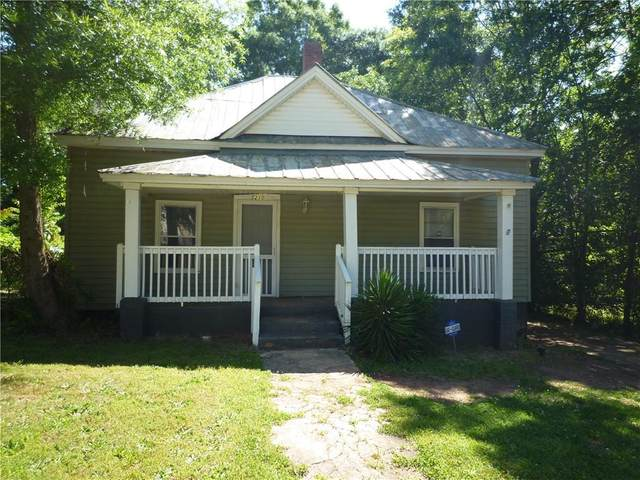 1210 & 413 Tribble & Lance Street, Anderson, SC 29625 (MLS #20241060) :: The Powell Group