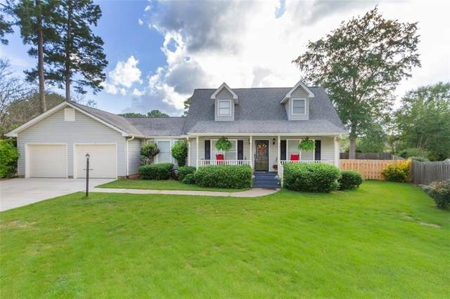 208 Bristol Court, Anderson, SC 29625 (MLS #20241092) :: The Powell Group