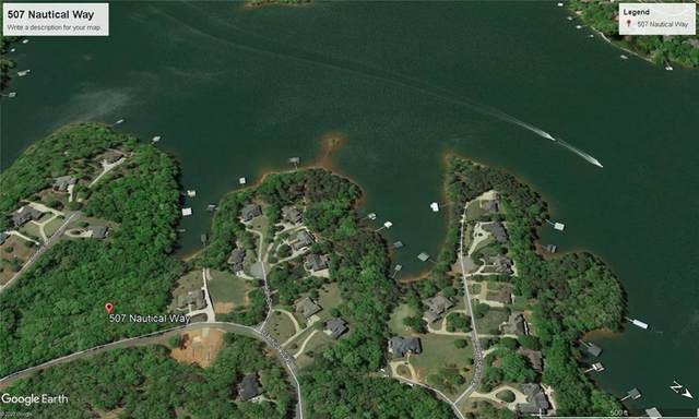 507 Nautical Way, Anderson, SC 29625 (#20241108) :: Realty ONE Group Freedom