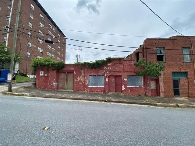 106 S Manning Street, Anderson, SC 29624 (MLS #20241110) :: Les Walden Real Estate