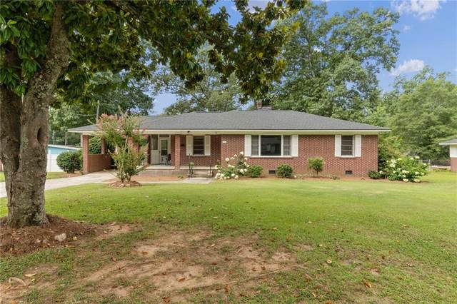 114 Westwood Drive, Belton, SC 29627 (MLS #20241158) :: The Powell Group