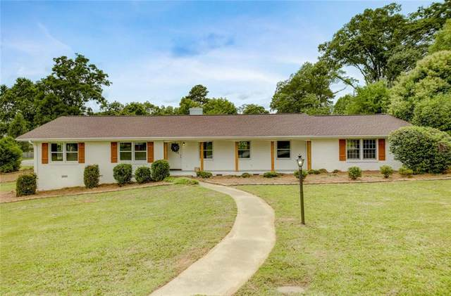 2803 Echo Trail, Anderson, SC 29621 (MLS #20241160) :: The Powell Group