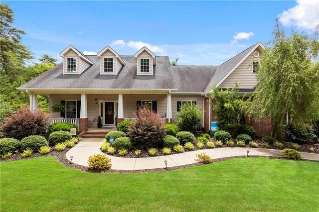 1431 Providence Church Road, Anderson, SC 29626 (#20241168) :: Realty ONE Group Freedom