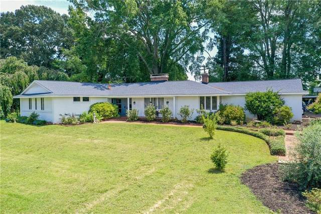 2702 Bellview Road, Anderson, SC 29621 (MLS #20241170) :: The Powell Group
