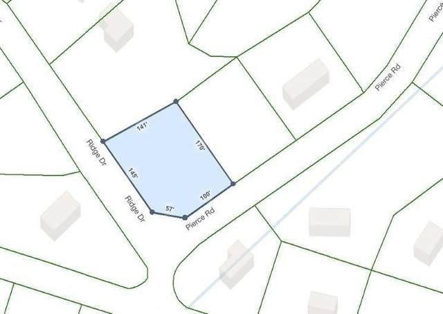 00 Pierce Road, Williamston, SC 29697 (MLS #20241175) :: The Powell Group