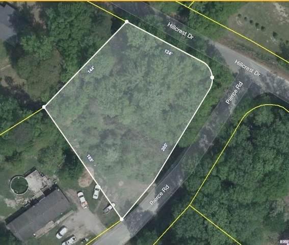 00 Pierce Road, Williamston, SC 29697 (MLS #20241177) :: The Powell Group