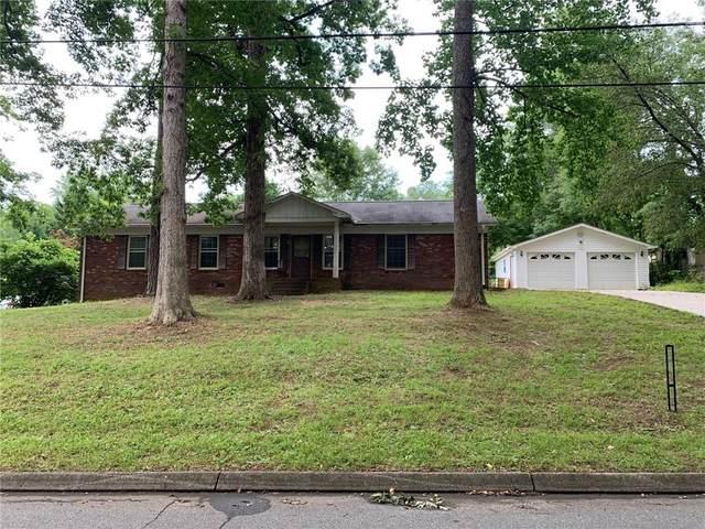 108 Sabra Drive, Easley, SC 29642 (MLS #20241185) :: Les Walden Real Estate