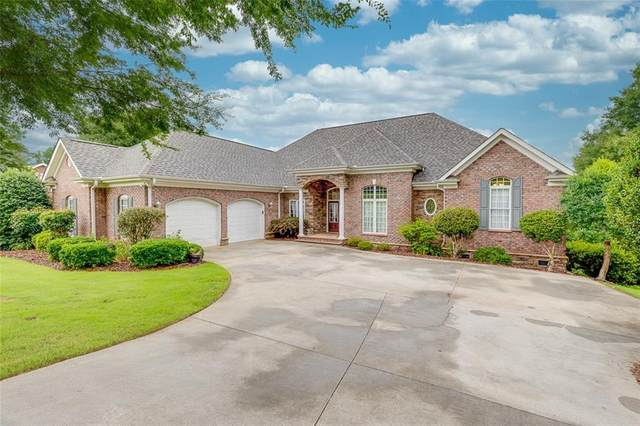 105 Turnberry Road, Anderson, SC 29621 (MLS #20241213) :: The Powell Group
