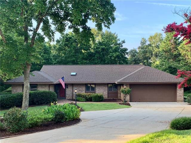 30 Hickory Way, Clemson, SC 29631 (MLS #20241245) :: The Powell Group