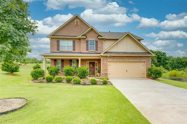 111 Rolling Meadows Court, Anderson, SC 29621 (MLS #20241256) :: The Powell Group