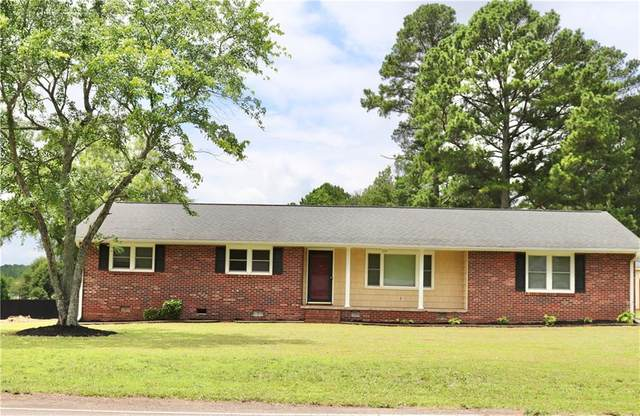 201 Timber Lane, Anderson, SC 29621 (MLS #20241257) :: The Powell Group