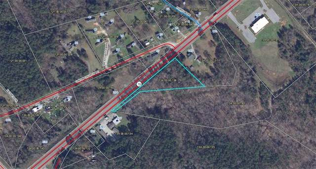 TBD Hwy 72 Highway, Abbeville, SC 29620 (MLS #20241356) :: The Powell Group