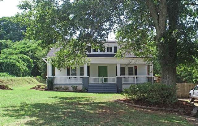 100 Hill Street, Easley, SC 29640 (MLS #20241364) :: The Powell Group