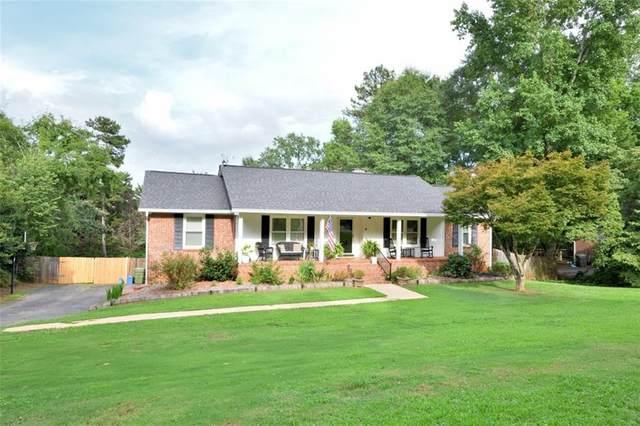 211 Kings Way, Clemson, SC 29631 (MLS #20241367) :: Tri-County Properties at KW Lake Region