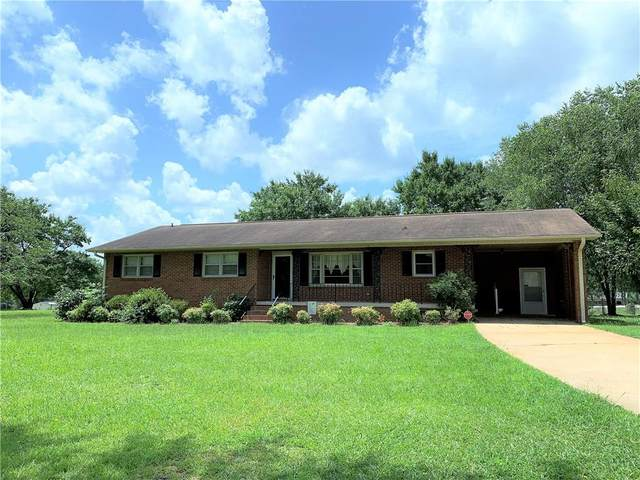 313 Singleton Road, Anderson, SC 29625 (MLS #20241372) :: The Powell Group