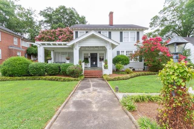109 North Avenue, Anderson, SC 29621 (MLS #20241417) :: The Powell Group