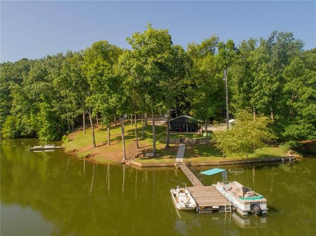 151 Pierce & Amy Road, Iva, SC 29655 (MLS #20241422) :: The Powell Group