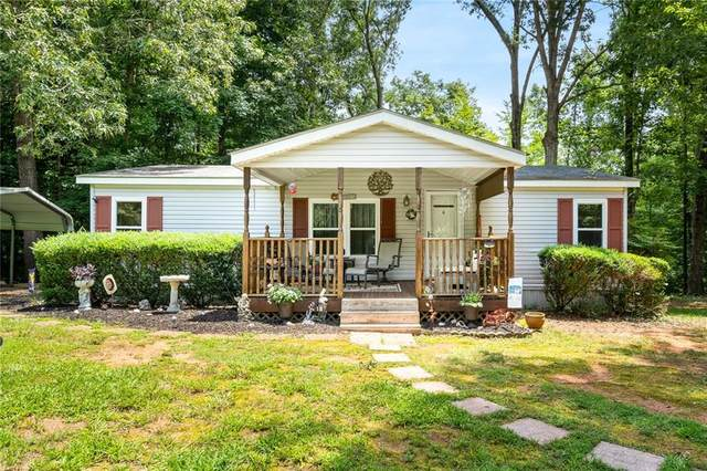 125 Fennell Road, Townville, SC 29689 (MLS #20241442) :: The Powell Group
