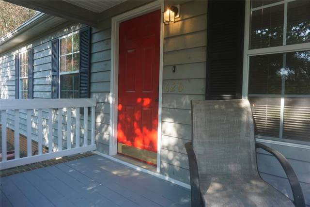 620 S Hogan Drive, Westminster, SC 29693 (#20241453) :: Realty ONE Group Freedom