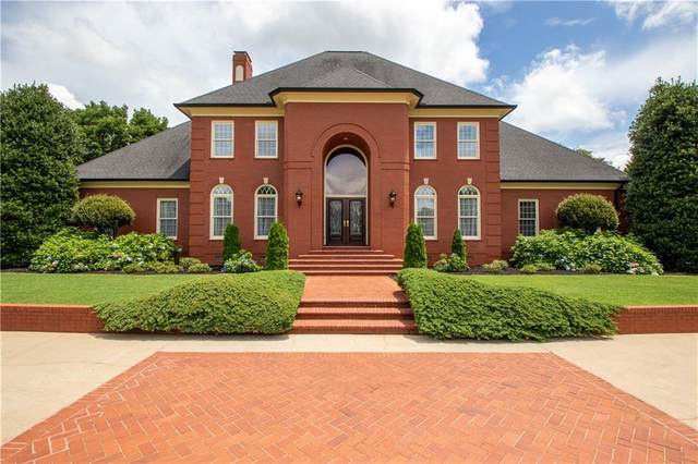 1120 Brown Road, Anderson, SC 29621 (MLS #20241457) :: The Powell Group