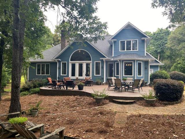 350 Majestic Shores, Hartwell, GA 30643 (MLS #20241489) :: The Powell Group