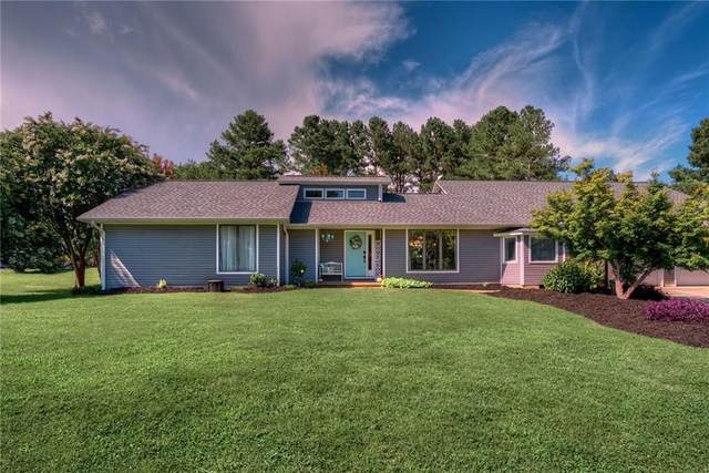 241 Madison Shores Drive, Westminster, SC 29693 (MLS #20241493) :: Tri-County Properties at KW Lake Region