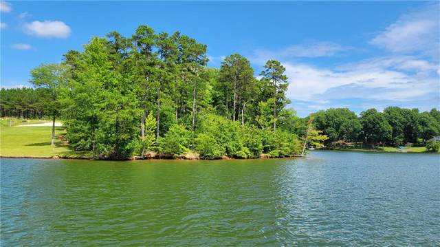 Lot 12 Creekpoint Drive, Abbeville, SC 29620 (MLS #20241495) :: The Powell Group