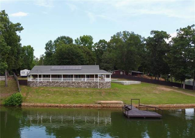 95 Gable Drive, Abbeville, SC 29620 (MLS #20241508) :: The Powell Group