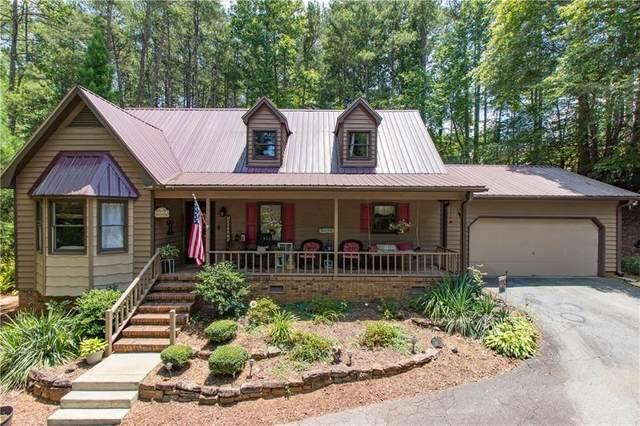 206 Red Cardinal Drive, Seneca, SC 29672 (MLS #20241518) :: Les Walden Real Estate