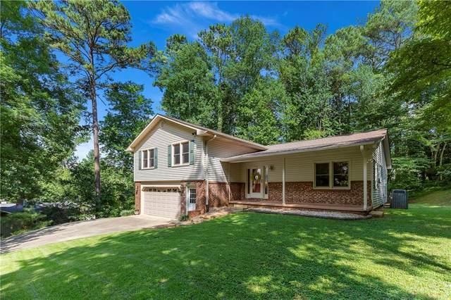 300 Bobolink Drive, Seneca, SC 29672 (MLS #20241545) :: Tri-County Properties at KW Lake Region