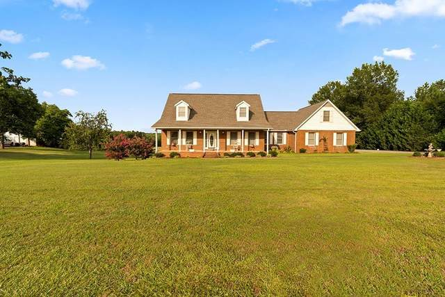 136 N Hwy 28 Highway, Abbeville, SC 29620 (MLS #20241566) :: The Powell Group