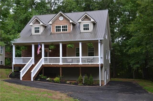 135 Lake Breeze Lane, Westminster, SC 29693 (MLS #20241569) :: The Powell Group