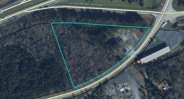 0 Lakeshore Drive, Fair Play, SC 29643 (MLS #20241577) :: Les Walden Real Estate