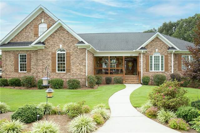210 Willow Ridge Road, Westminster, SC 29693 (MLS #20241583) :: The Powell Group