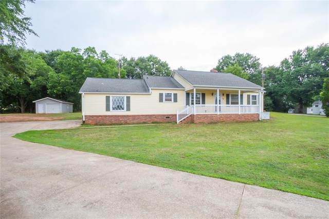 2440 Whitehall Road, Anderson, SC 29625 (MLS #20241591) :: The Powell Group