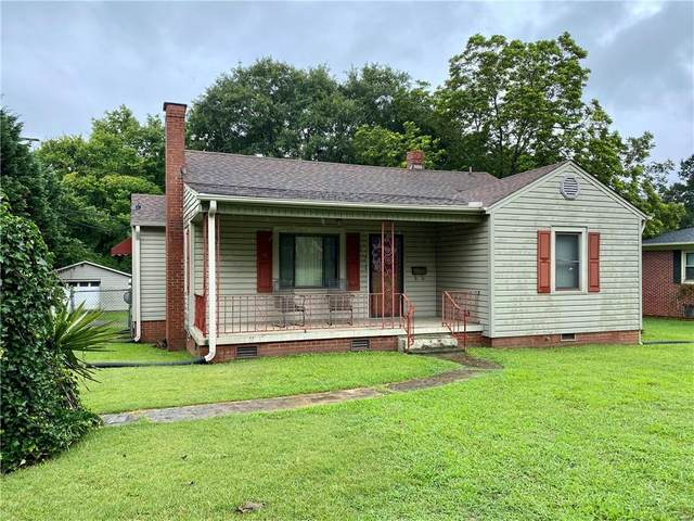 317 Whitehall Road, Anderson, SC 29625 (MLS #20241597) :: The Powell Group