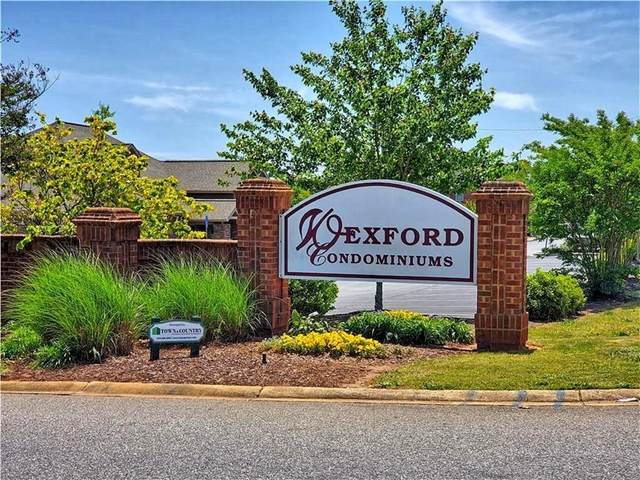 121 Wexford Drive, Anderson, SC 29621 (MLS #20241611) :: The Powell Group