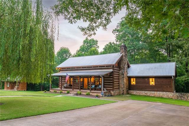 124 Maplewood Road, Anderson, SC 29625 (MLS #20241615) :: The Powell Group