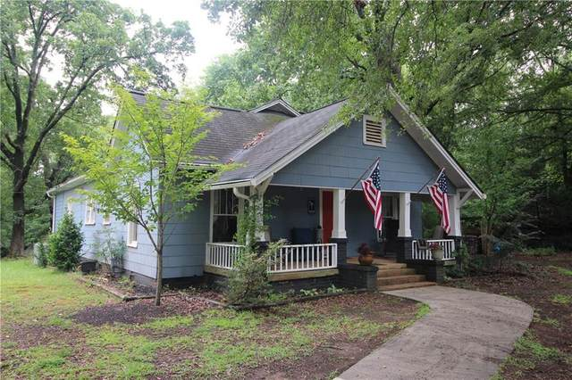 922 Cherry Street, Pendleton, SC 29670 (MLS #20241630) :: Les Walden Real Estate