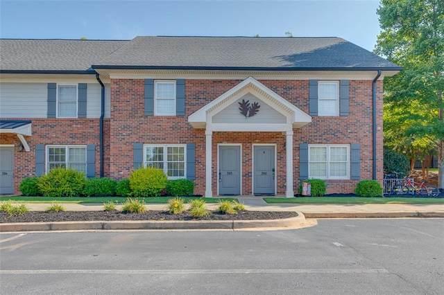 209 Calhoun Street, Clemson, SC 29631 (MLS #20241641) :: The Powell Group
