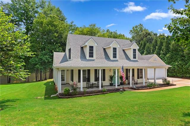 665 The Bear Boulevard, Tamassee, SC 29686 (#20241645) :: Realty ONE Group Freedom